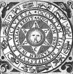 Astrologická znamení autor: J. D. Mylius zdroj: Wikimedia